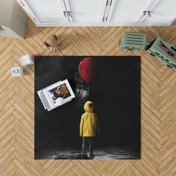 It 2017 Movie Drama Mystery Bedroom Living Room Floor Carpet Rug 1
