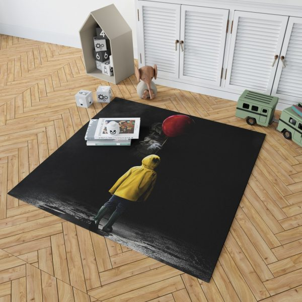 It 2017 Movie Drama Mystery Bedroom Living Room Floor Carpet Rug 2