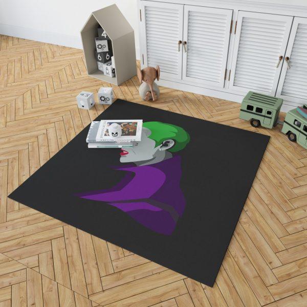 Jared Leto in Suicide Squad Movie Bedroom Living Room Floor Carpet Rug 2