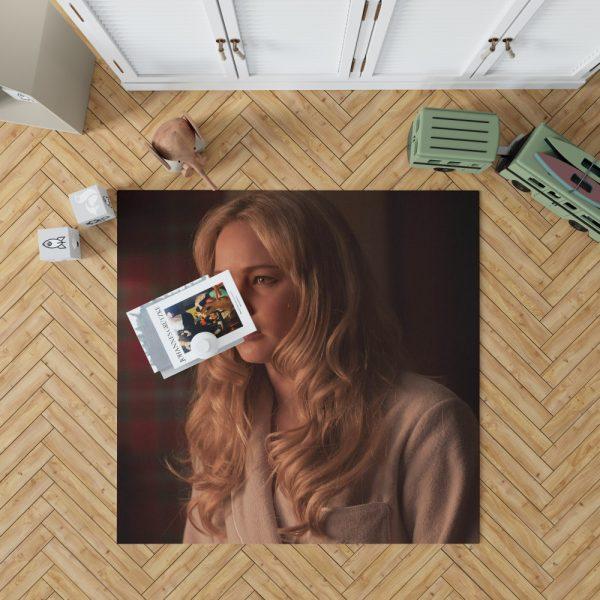 Jennifer Lawrence X-Men First Class Movie Bedroom Living Room Floor Carpet Rug 1
