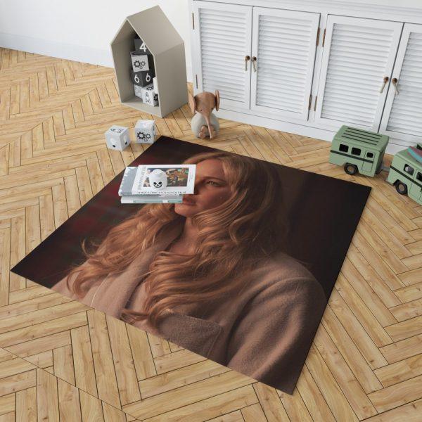 Jennifer Lawrence X-Men First Class Movie Bedroom Living Room Floor Carpet Rug 2