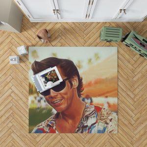 Jim Carrey in Ace Ventura Pet Detective Movie Bedroom Living Room Floor Carpet Rug 1