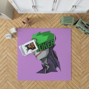 Joker Movie Bedroom Living Room Floor Carpet Rug 1