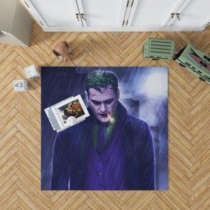 Joker Movie Joaquin Phoenix Bedroom Living Room Floor Carpet Rug 1