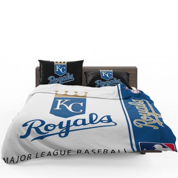 Kansas City Royals MLB Baseball American League Bedding Set 1