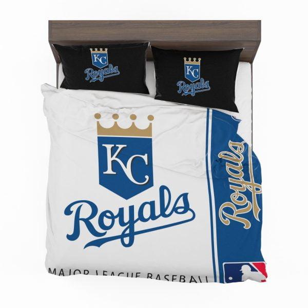 Kansas City Royals MLB Baseball American League Bedding Set 2