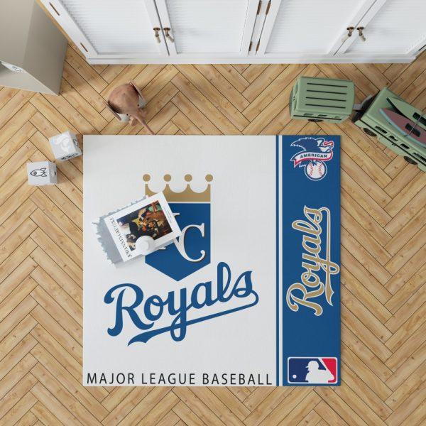 Kansas City Royals MLB Baseball American League Floor Carpet Rug Mat 1