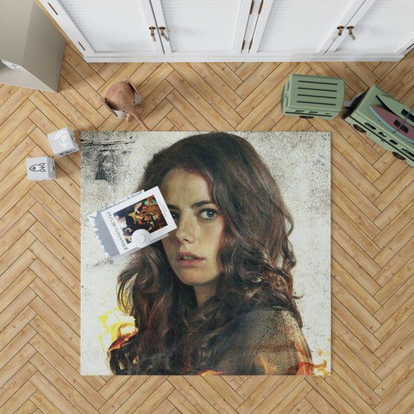 Kaya Scodelario in Maze Runner The Scorch Trials Movie Bedroom Living Room Floor Carpet Rug 1