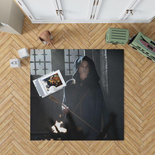 King Arthur Legend of the Sword Movie Astrid Bergès-Frisbey Bedroom Living Room Floor Carpet Rug 1