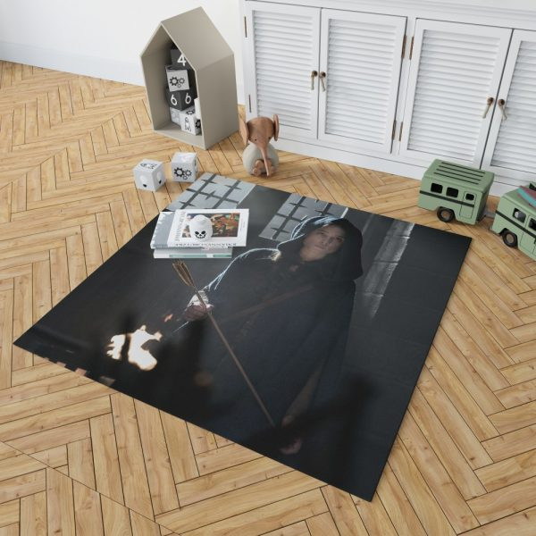 King Arthur Legend of the Sword Movie Astrid Bergès-Frisbey Bedroom Living Room Floor Carpet Rug 2