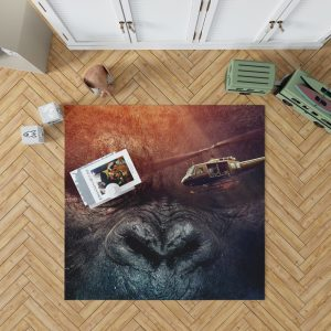 Kong Skull Island Movie Fantasy Bedroom Living Room Floor Carpet Rug 1