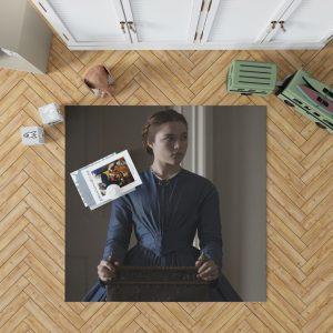 Lady Macbeth Movie Florence Pugh Bedroom Living Room Floor Carpet Rug 1