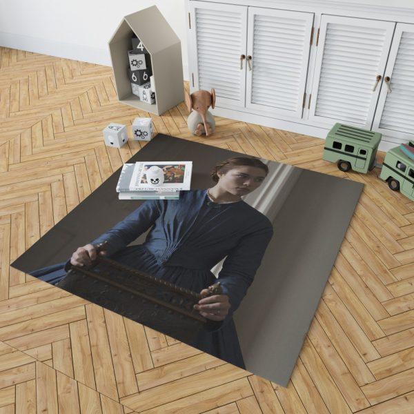 Lady Macbeth Movie Florence Pugh Bedroom Living Room Floor Carpet Rug 2