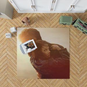 Logan Movie Dafne Keen Hugh Jackman Laura Kinney Marvel Comics Bedroom Living Room Floor Carpet Rug 1