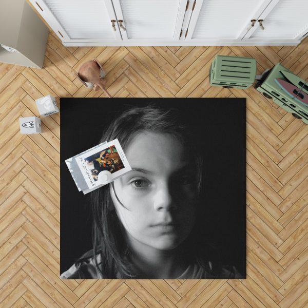 Logan Movie Dafne Keen Laura Kinney X-23 Bedroom Living Room Floor Carpet Rug 1