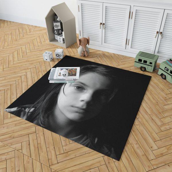 Logan Movie Dafne Keen Laura Kinney X-23 Bedroom Living Room Floor Carpet Rug 2
