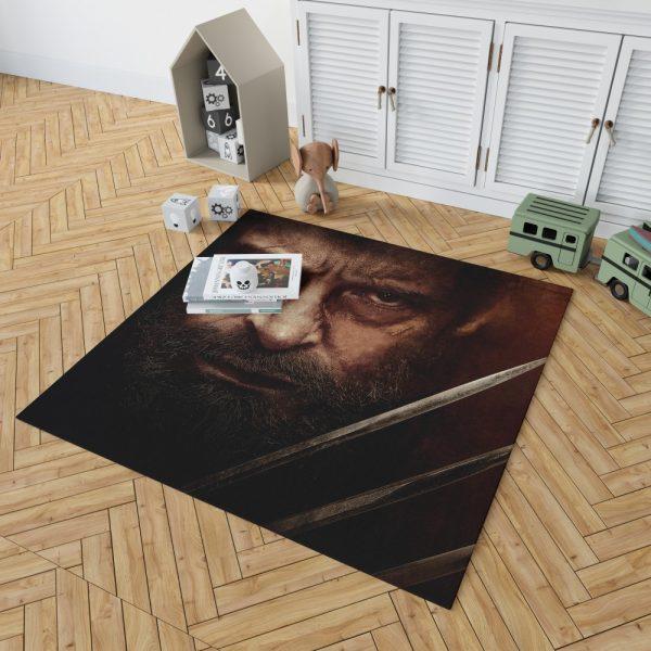Logan Paul X Men Bedroom Living Room Floor Carpet Rug 2