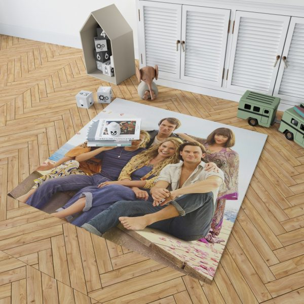 Mamma Mia! Here We Go Again Movie Bedroom Living Room Floor Carpet Rug 2