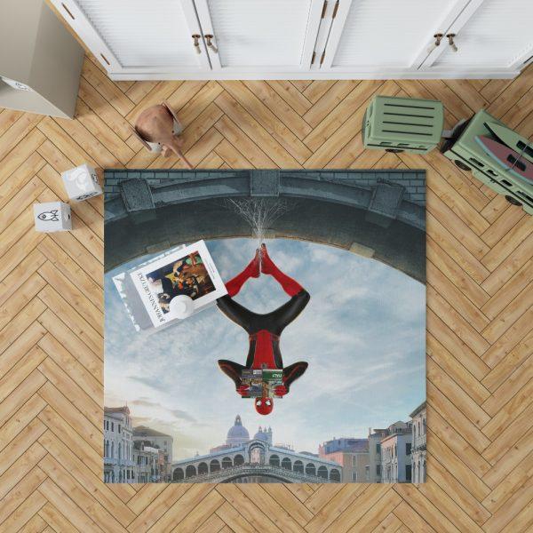 Marvel MCU Spider-Man Far From Home Movie Bedroom Living Room Floor Carpet Rug 1
