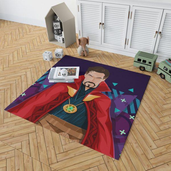 Marvel Super Hero Doctor Strange Movie Bedroom Living Room Floor Carpet Rug 2