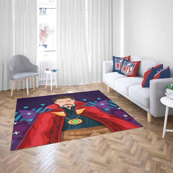 Marvel Super Hero Doctor Strange Movie Bedroom Living Room Floor Carpet Rug 3