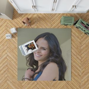 Mia Toretto Jordana Brewster in Furious 7 Fast & Furious Movie Bedroom Living Room Floor Carpet Rug 1