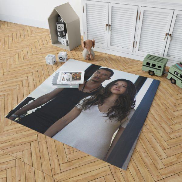 Miss Bala Movie Gina Rodriguez Bedroom Living Room Floor Carpet Rug 2