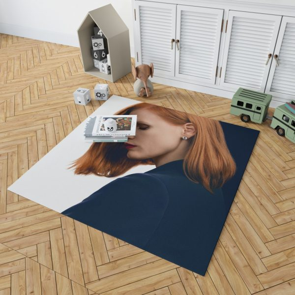 Miss Sloane Movie Jessica Chastain Bedroom Living Room Floor Carpet Rug 2