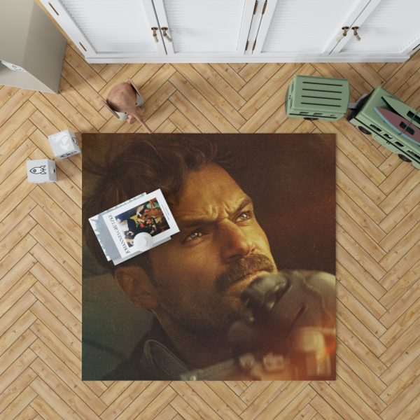 Mission Impossible - Fallout Movie August Walker Henry Cavill Bedroom Living Room Floor Carpet Rug 1