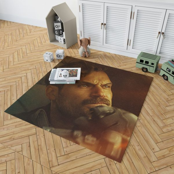 Mission Impossible - Fallout Movie August Walker Henry Cavill Bedroom Living Room Floor Carpet Rug 2
