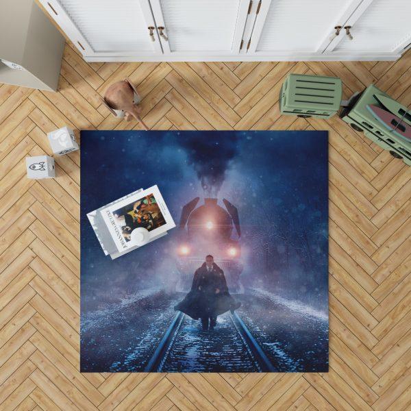 Murder on the Orient Express 2017 Movie Bedroom Living Room Floor Carpet Rug 1