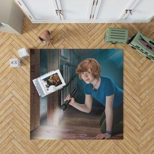 Nancy Drew and the Hidden Staircase Movie Sophia Lillis Bedroom Living Room Floor Carpet Rug 1