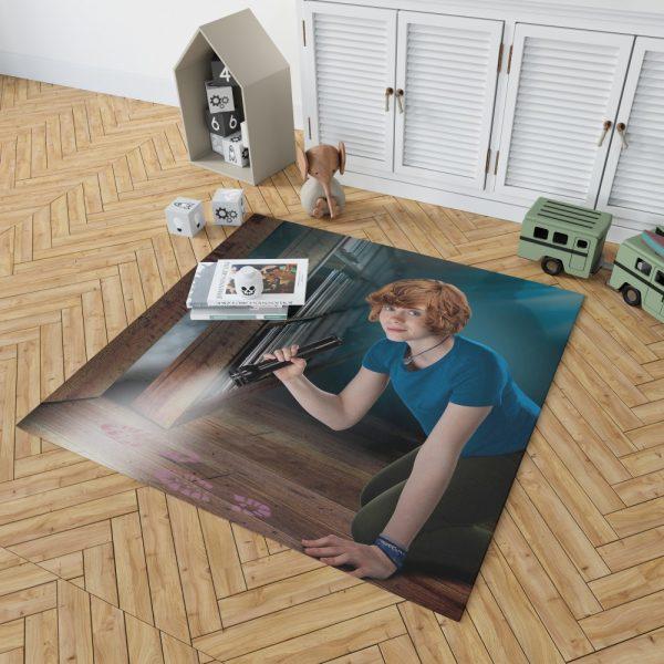 Nancy Drew and the Hidden Staircase Movie Sophia Lillis Bedroom Living Room Floor Carpet Rug 2