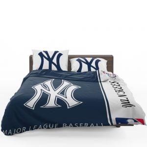 New York Yankees MLB Baseball American League Bedding Set 1