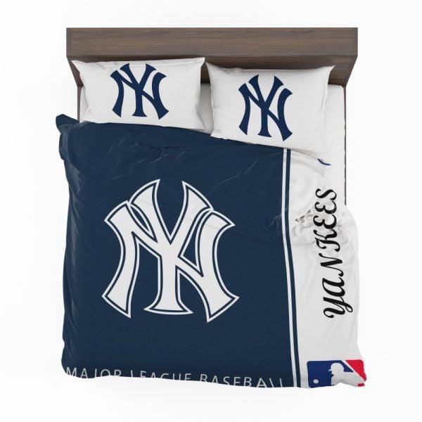 New York Yankees MLB Baseball American League Bedding Set 2