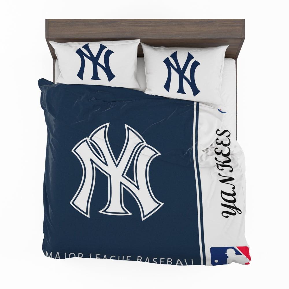 New York Yankees MLB Baseball American League Bedding Set ...
