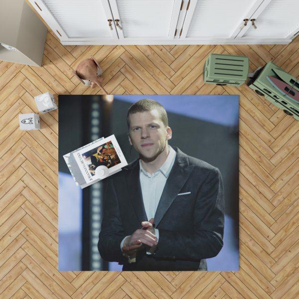 Now You See Me 2 Movie J Daniel Atlas Jesse Eisenberg Bedroom Living Room Floor Carpet Rug 1