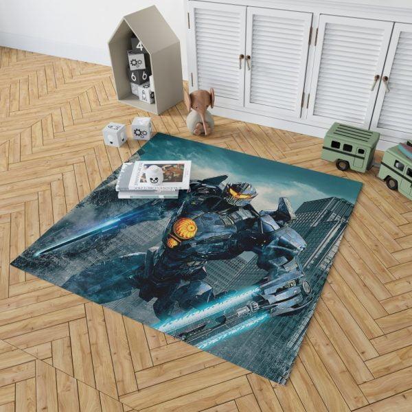 Pacific Rim Uprising Gipsy Avenger Bedroom Living Room Floor Carpet Rug 2
