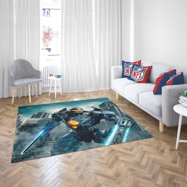 Pacific Rim Uprising Gipsy Avenger Bedroom Living Room Floor Carpet Rug 3