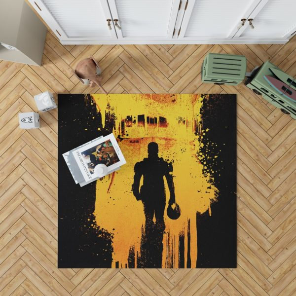 Pacific Rim Uprising Movie Bedroom Living Room Floor Carpet Rug 1