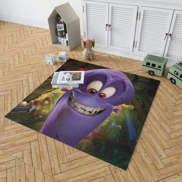 Penguins of Madagascar Movie Charming Villain Dave Bedroom Living Room Floor Carpet Rug 2
