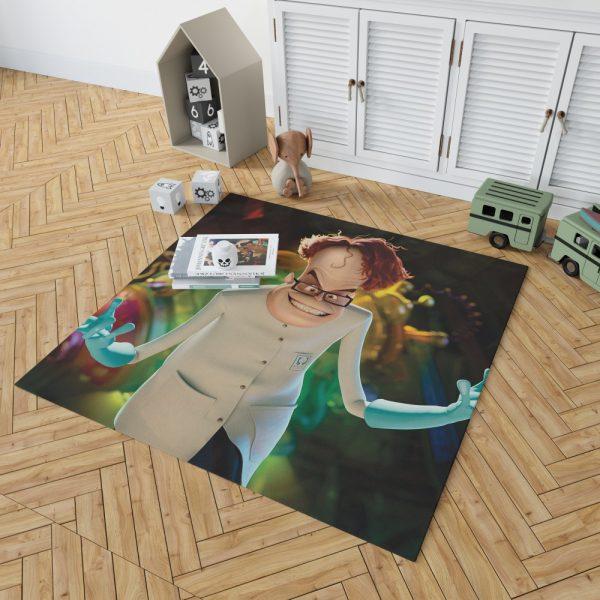 Penguins of Madagascar Movie Dr Octavius Brine Bedroom Living Room Floor Carpet Rug 2