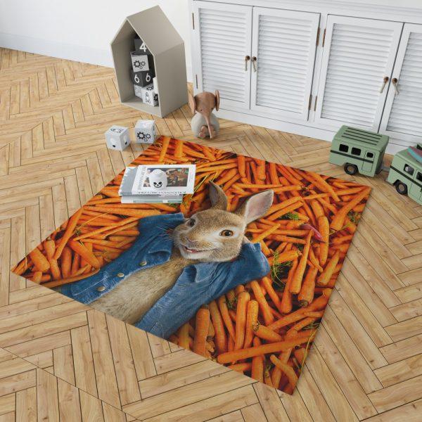 Peter Rabbit Movie Bedroom Living Room Floor Carpet Rug 2