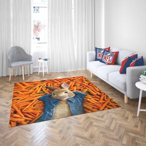 Peter Rabbit Movie Bedroom Living Room Floor Carpet Rug 3