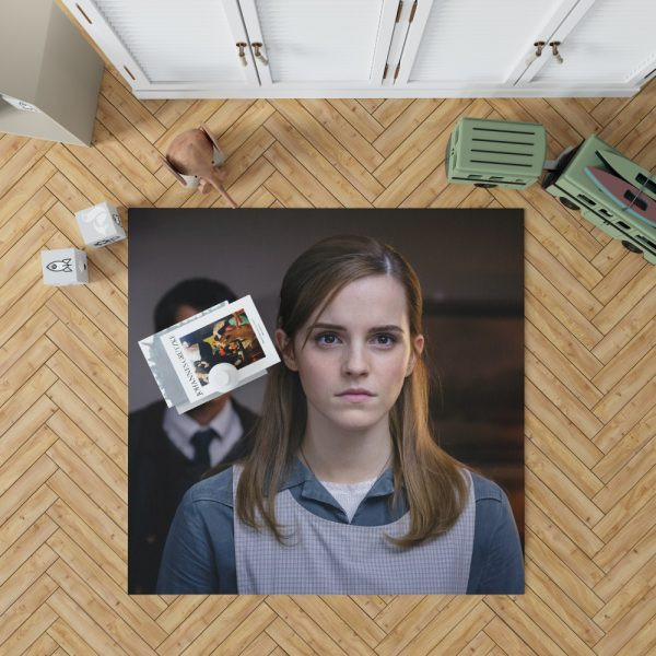 Regression Movie Emma Watson Bedroom Living Room Floor Carpet Rug 1
