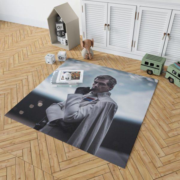 Rogue One A Star Wars Story Movie Ben Mendelsohn Orson Krennic Bedroom Living Room Floor Carpet Rug 2
