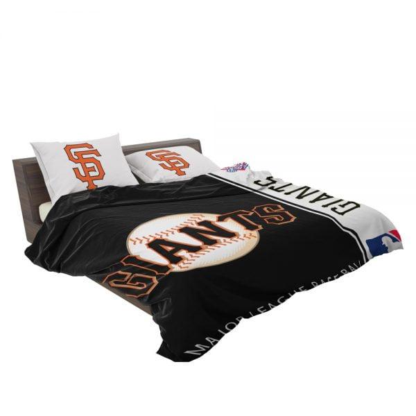San Francisco Giants MLB Baseball National League Bedding Set 3