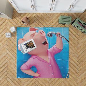 Sing Movie Rosita Bedroom Living Room Floor Carpet Rug 1