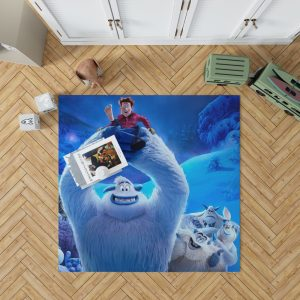 Smallfoot Movie Bedroom Living Room Floor Carpet Rug 1