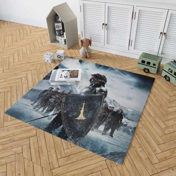 Snow White And The Huntsman Movie Kristen Stewart Bedroom Living Room Floor Carpet Rug 2